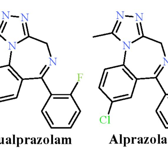 Research Of The Chemical Flualprazolam